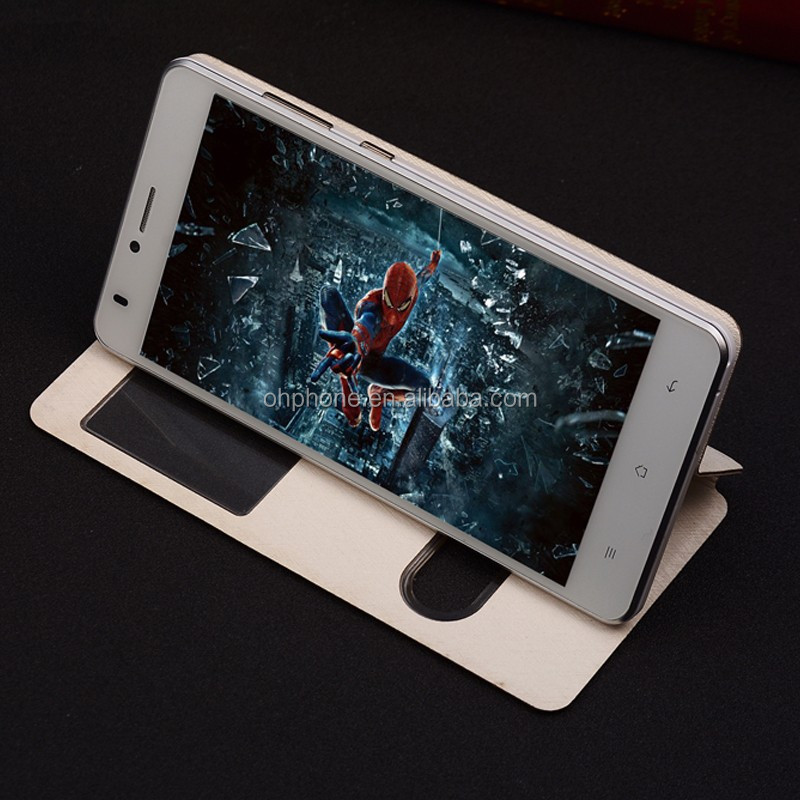 3g Smartphone support 5.5 inch 540*960 QHD 5.0MP back camera mobile phone
