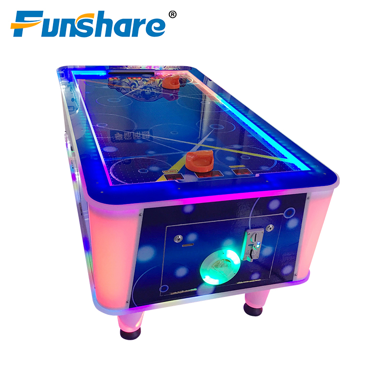 Hot selling muntautomaat medium air hockey tafel arcade game machine