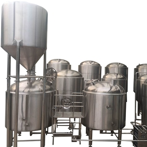 6HL commercial beer brewery equipment yeast production equipment