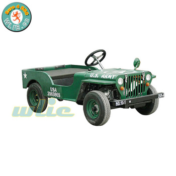 Factory Supplier 110cc/125cc/150cc 4-stroke whell jeep 110cc willys mini moke Willy's 50cc, 110cc, 125cc, 150cc