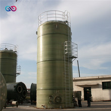 FRP GRP tank vertical cryogenic tanks