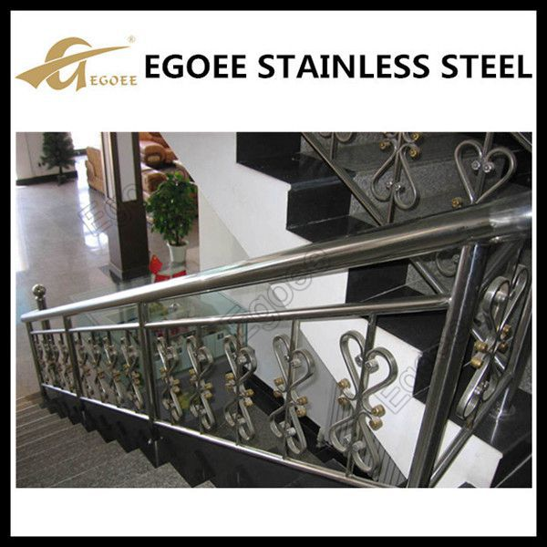 China Supplier Modern Stainless Steel Window Grill Design And Gate