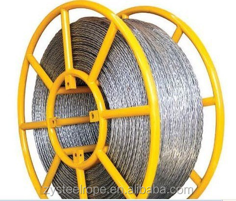high tenacity 3 mm steel wire rope for rubber hose reinforcement