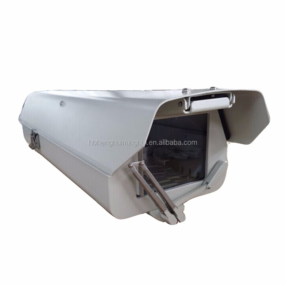 23''The large size Outdoor Camera Housing with heater and fan and wiper