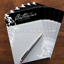exclusive personalized notepad from China printer