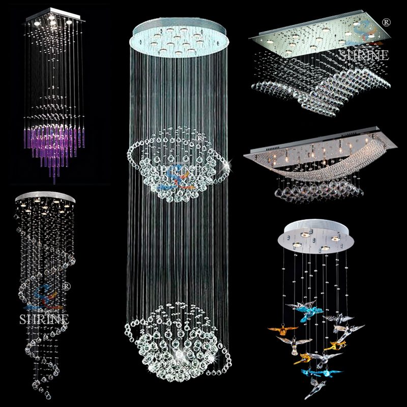 Crystal Modern Chandeliers Images Home And Lighting Design
