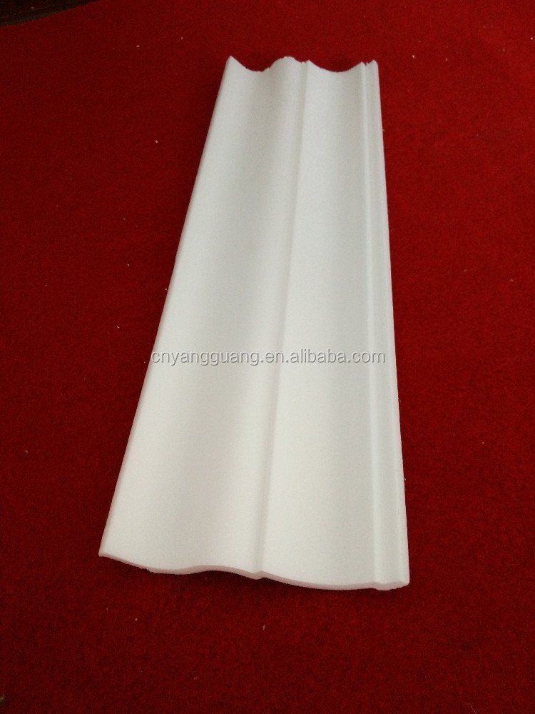 2015 New Decorative foaming lightweight cornice moulding