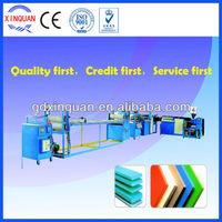 XPS Foam Board Production machinery
