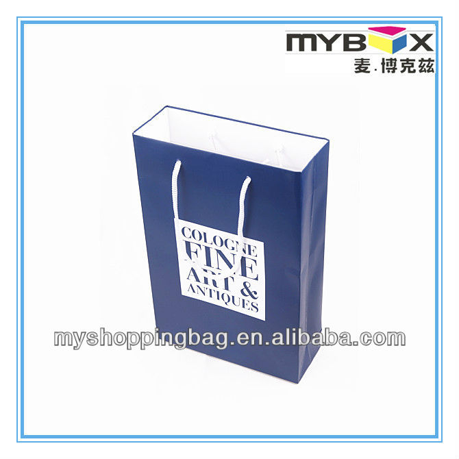 Customized Gift Paper Bag for Art