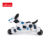 Rastar battery operated led light robot dog for sale