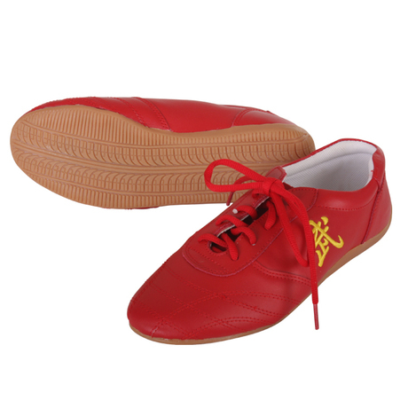 Leather Kung Fu Shoes