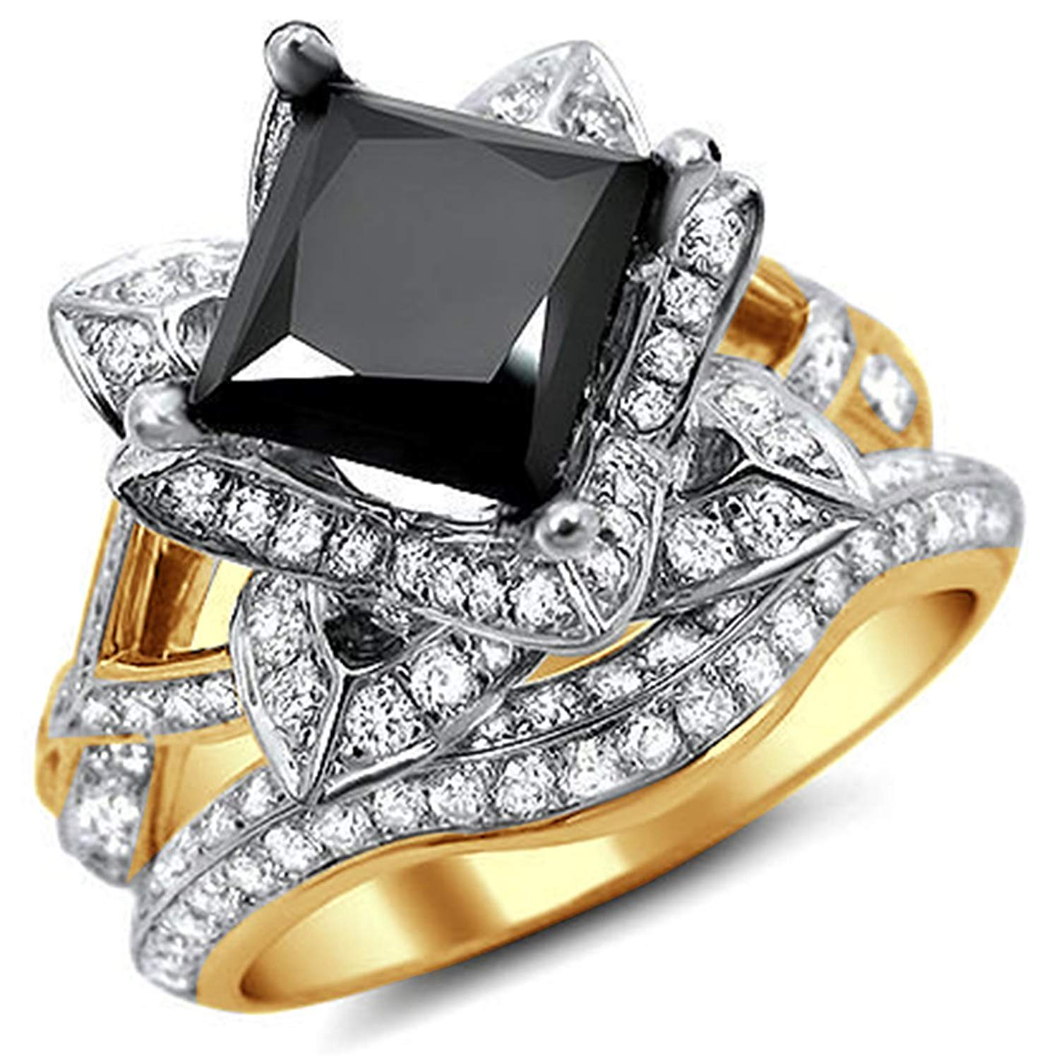 Cheap 3 Ct Princess Cut Engagement Rings Find 3 Ct Princess Cut
