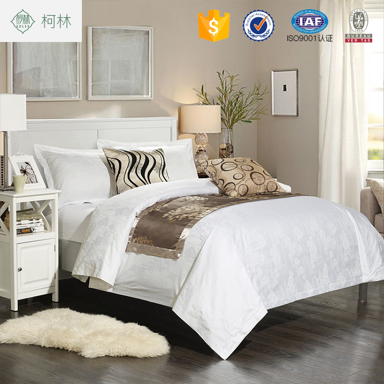 High quality new style comforter sets luxury hotel bedding