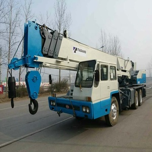 Best Price Used Japanese Tadano 25 ton TL250E Truck Crane Sale in Kuwait