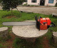 Gasoline farm wood cutter machine /powerful 91.6cc MS660 professional agricultural chain saw