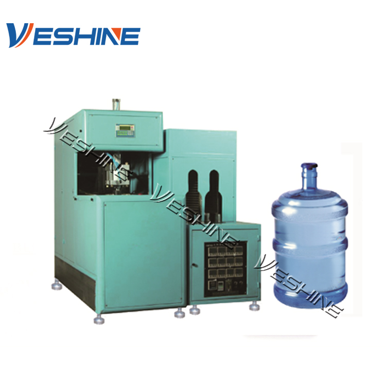Thermoplastic 5 gallon pc bottle blow molding machine