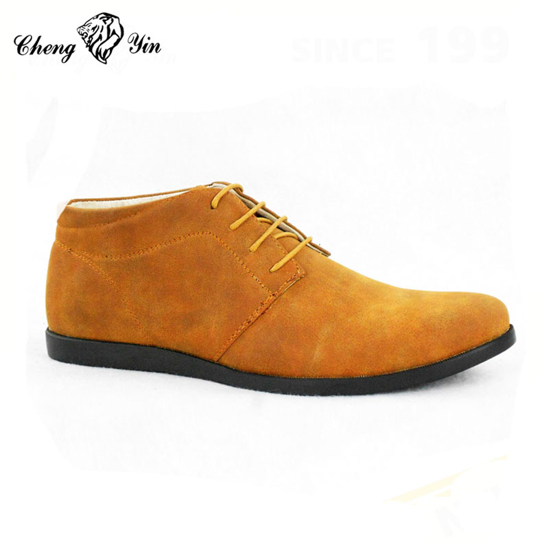 shoes 2017 men quality casual fashion leather High brown soft Azrvwx84zq
