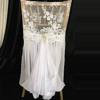 C310B New Arrival cinderella hanging chair cover with brooch lace chair covers wedding & C310b New Arrival Cinderella Hanging Chair Cover With Brooch Lace ...