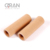 High quality cheap brown kraft paper core for labels 0.5inches in diameter 220mm in height