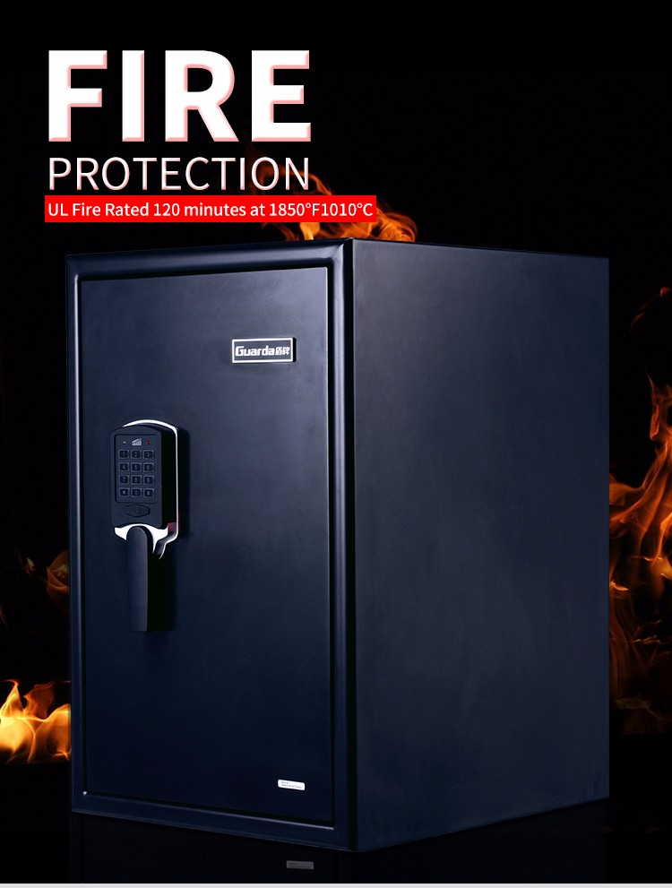 Guarda Best 2 hour fireproof safe factory for business-2