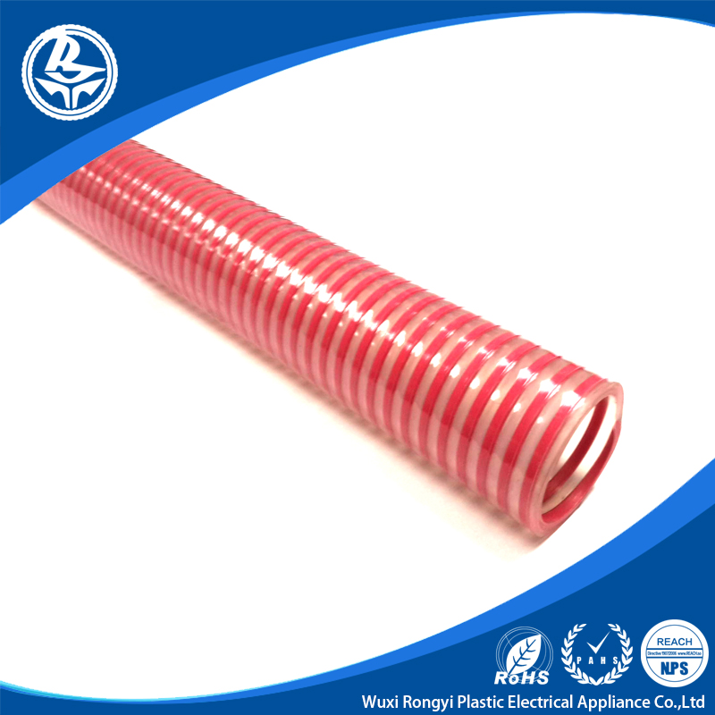Vacuum Cleaner Hose Plastic pipe tubes pvc reinforced hose