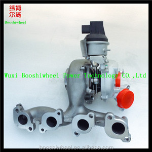 BV43 K03 KKK turbo 53039880205 53039880139 53039880132 53039700205 turbo forAudi A3 2.0 TDI 140 hp Turbocharger CHRA