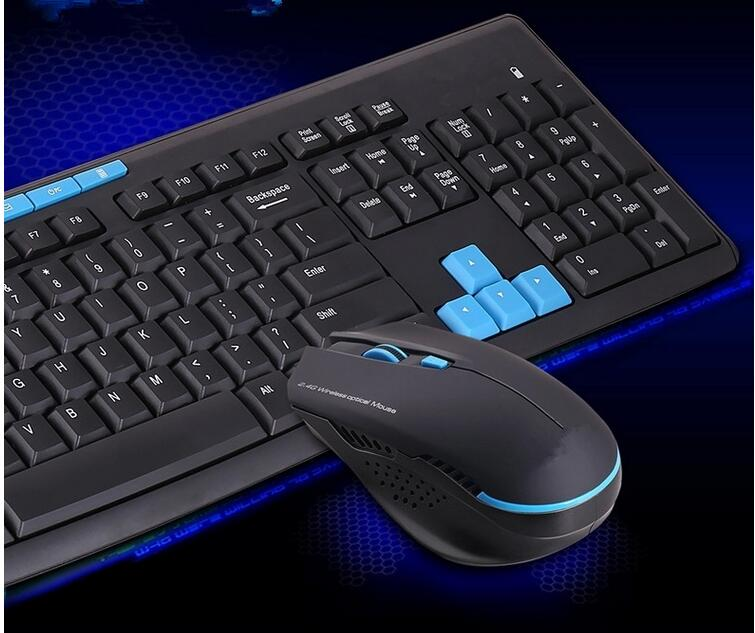 Mechanical keyboard hand feeling back light wired game keyboard