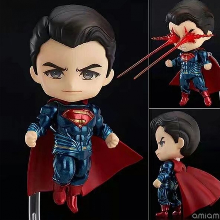 factory direct Superman Batman Figure toy 10CM man game figure