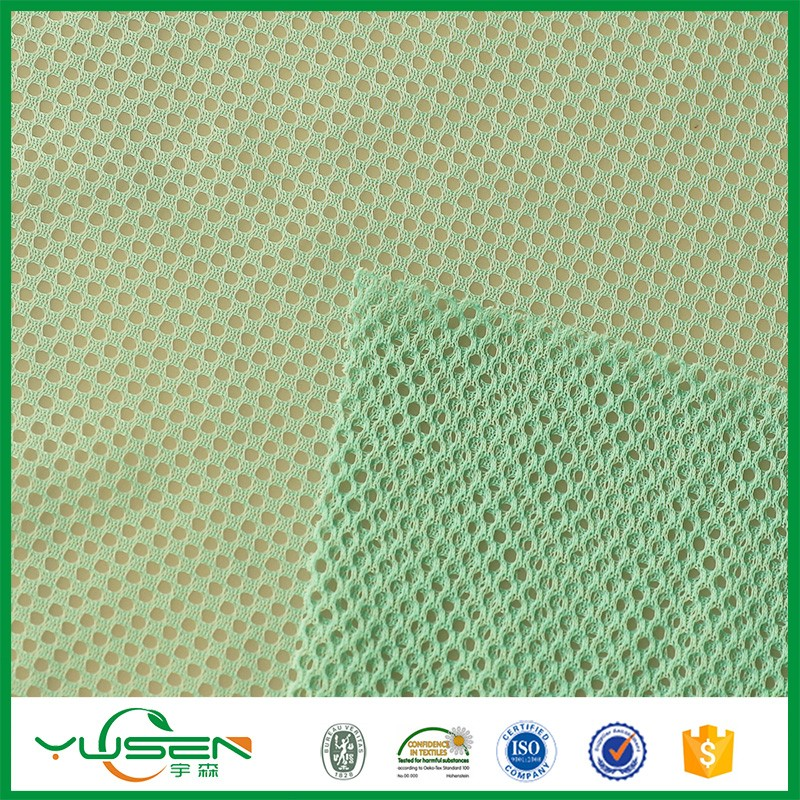 3-1 FDY mesh fabric,polyester knit fabric mesh/net for Garments/lining