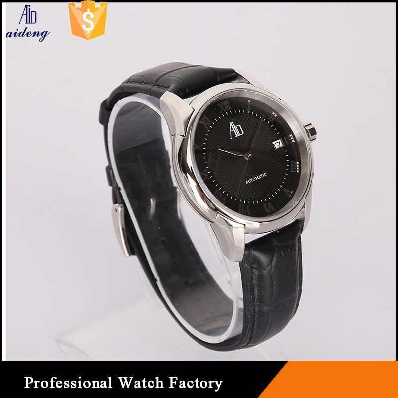 Watches Men Automatic Mechanical Luxury Man Stainless Stainless Steel Chronograph Watch 5Atm