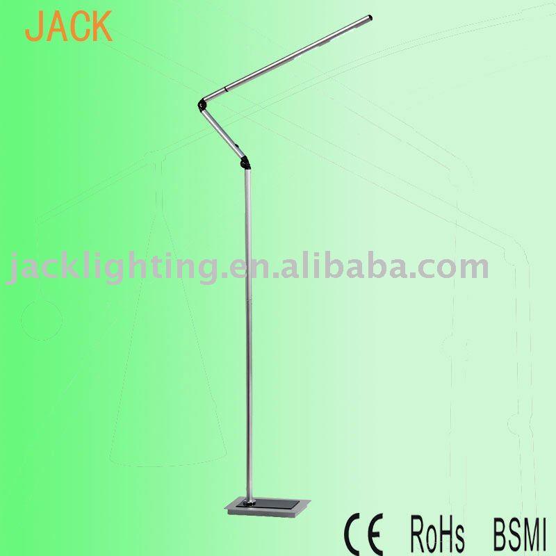 Rattan Floor Lamp 1600lux Led Floor Lamp Jk894-6w 3 Floor Lamp ...
