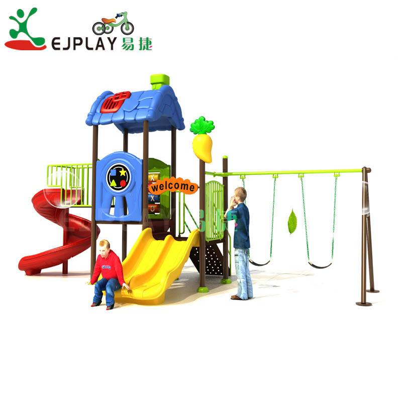 Factory Amusement Park Outdoor Playground