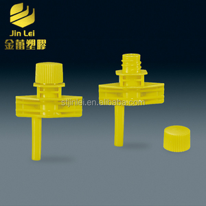 Jinlei plastic spout and cap for doypack