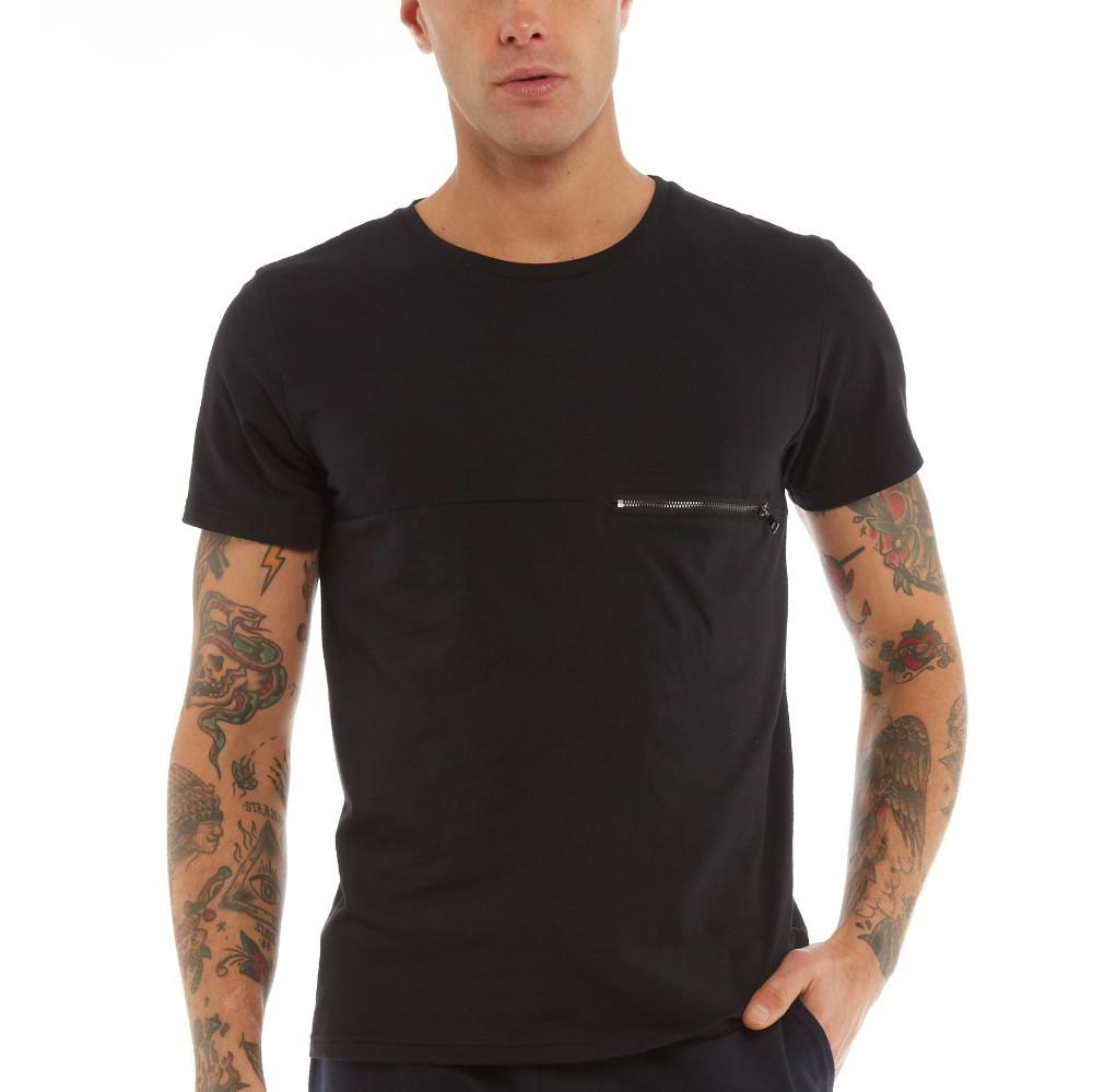 Black t shirt in bulk - Black Pocket T Shirt Black Pocket T Shirt Suppliers And Manufacturers At Alibaba Com