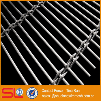 Hebei Shuolong Produkt Gkd Mesh Muster Trennwand Qualitäts ...