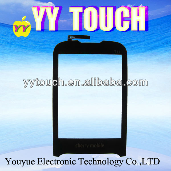 Cherry mobile touch screen phones with cherry mobile T1i touch screen