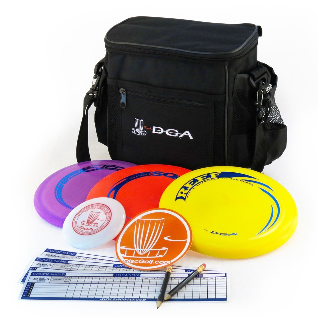 DGA Disc Golf Starter Set