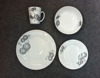 China dinnerware pakistani dinner set 16pcs ceramic dinner set ceramic dinnerware set