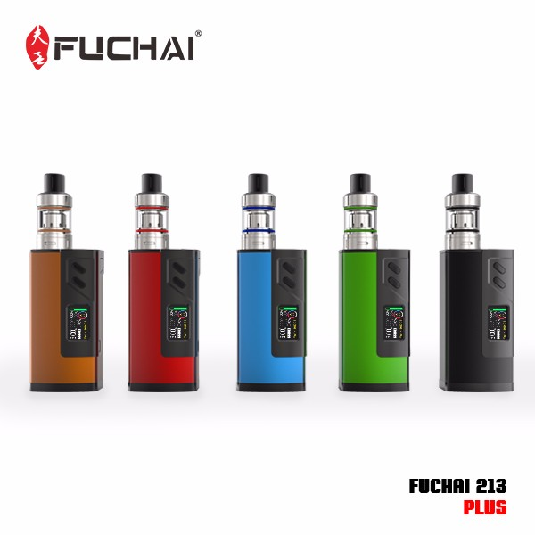 2016 Latest Model Fuchai213 Plus Electronic Cigarette Jewel