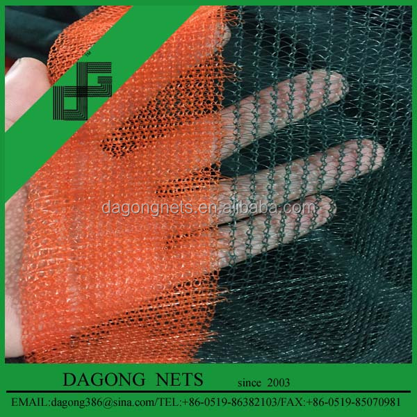 100% NEW hdpe fall protection net and olive net