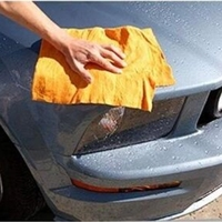 High Quality Cleaning Products Microfiber Glass Window Car chamois Polishing cleaning Cloth
