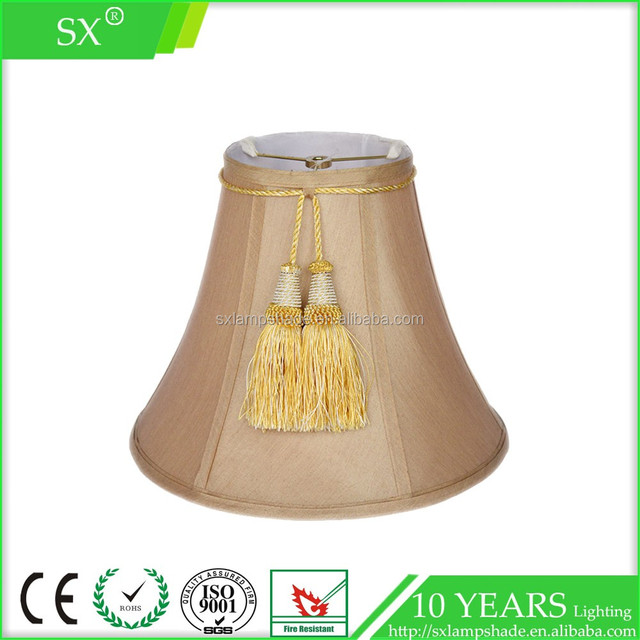 Buy cheap china table lamp shade accessories products find china lighting accessories handicraft antique silk crystal bell table lamp shade aloadofball Gallery