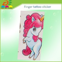 Common Waterproof Tattoo Stickers for Legs for Fingers