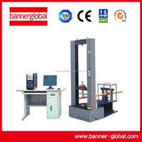 Accurate Data Processing100KN Electronic Tester /SCT5105 Steel Tube Scaffold Fastener Special Testing Machine