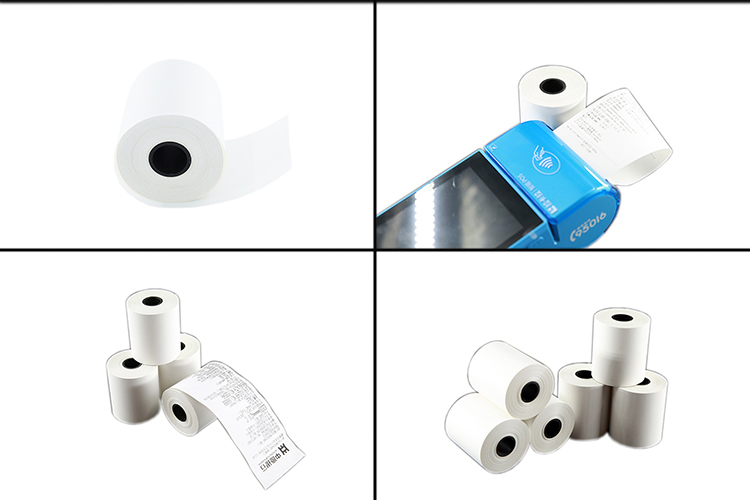 wholesale printing pos paper thermal paper roll 80x80mm
