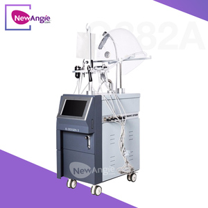 Multifunction 9 in 1 oxygen jet acne treatment oxygen skin care machine