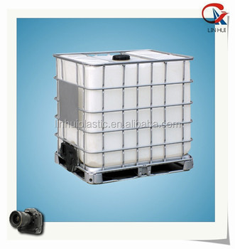 liter Ibc Container Food Safe Water Storage Container With Iron
