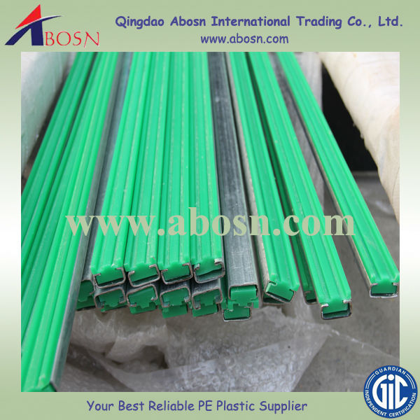 Uhmw Plastic Chain Guides Plastic Uhmwpe Guide Rail