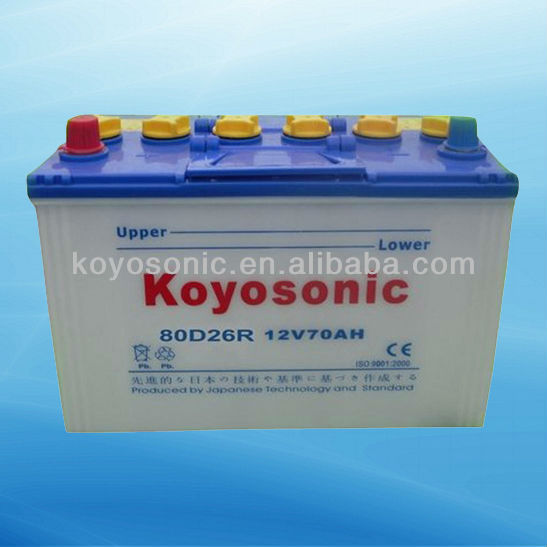 Giappone Car Battery
