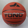 Customized New Arrival Durable PU Leather Basketball Wholesale